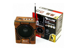 Fm Radio usb/sd/music player Yg-705